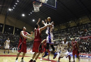Event Photography: PBA Philippine Cup